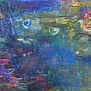Koi Pond 2 Art Print