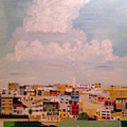 Lima Art Print