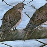 Limbirds Art Print