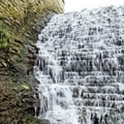 Limestone Falls 2 Art Print