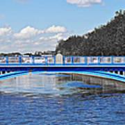 Limited Edition Dublin Bridge Art Print