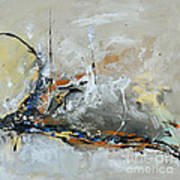 Limitless 1 - Abstract Painting Art Print