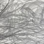 Linear Space Art Print