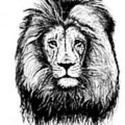 Lionking Art Print