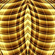 Liquid Gold 1 Art Print