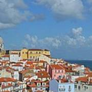 Lisbon Portugal Art Print