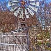 Listen To The Wind Art Print