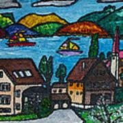 Little Bit Of Swiss Art Print