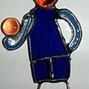 Little Boy Art Print by Nora Solomon