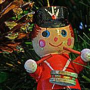 Little Drummer Boy Ornament Art Print