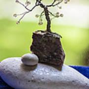 Little Pearl Tree Art Print