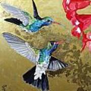 Living Jewels Art Print