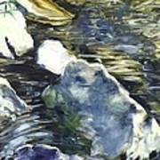 Living Water 3 Art Print