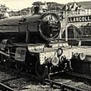 Llangollen Railway Art Print