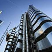 Lloyd's Building. Art Print