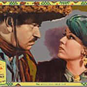Lobby Card Viva Villa Wallace Berry Fay Wray 1934-2013 Art Print