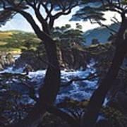 Lobos Symphony Art Print