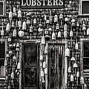 Lobster Shack Art Print