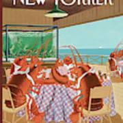 Lobsterman's Special Art Print
