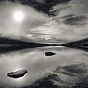 Loch Etive Art Print by Dave Bowman
