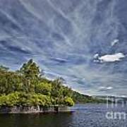 Loch Katrine Landscape Art Print