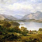 Loch Lomond, 1861 Art Print
