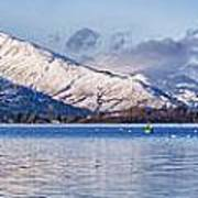 Loch Lomond Panorama Art Print