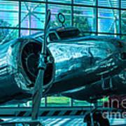 Lockheed Electra Art Print