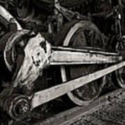 Locomotive No. 2 Art Print