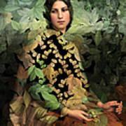 Lolita - Des Femmes Et Des Fleurs 0102 Art Print