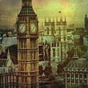 London - Big Ben Art Print