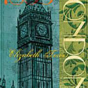 London 1859 Art Print