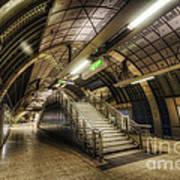 London Bridge Station 1.0 Art Print