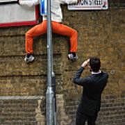 London Urban Dance Art Print by Stephen Norris
