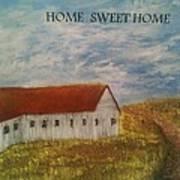 Lone Home Art Print