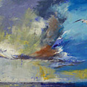 Loneliness Art Print by Michael Creese