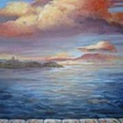 Long Lake  Art Print by Paula Marsh
