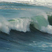 Long Wave Art Print