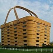 Longaberger Basket Company Nf Art Print