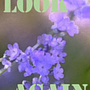 Look Again Art Print