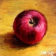 Look An Apple Art Print
