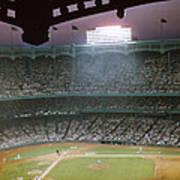 Brillant Yankee Stadium Art Print by Retro Images Archive