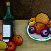 Looking For Cezanne Art Print