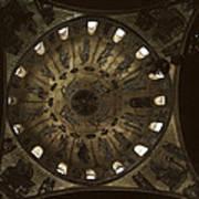 Looking Up Saint Mark's Art Print