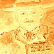 Lord Robert Baden Powell And Scouting 3 Art Print