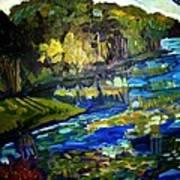 Lore Lake Art Print