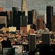 Los Angeles Classic Art Print