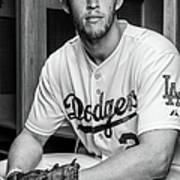 Los Angeles Dodgers Photo Day Art Print