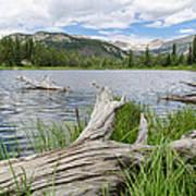Lost Lake Colorado II Art Print
