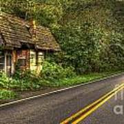 Lost Opportunity Great Smokey Mountains Art Print